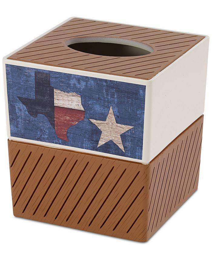 Avanti - Home Sweet Texas Tissue Cover