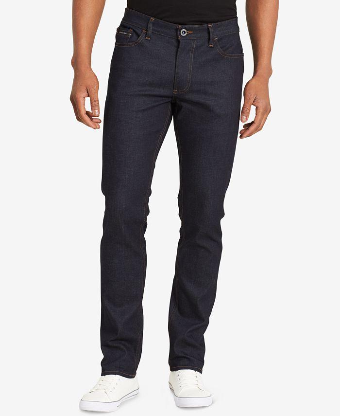 Calvin Klein Jeans - Men's Slim-Fit Blue Seal Jeans