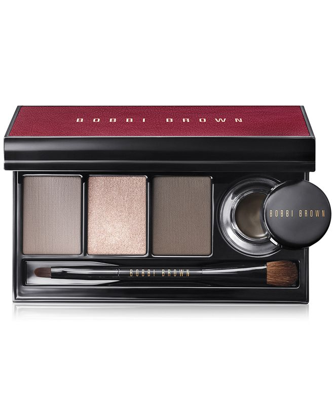 Bobbi Brown Satin & Caviar Eye Shadow & Eyeliner Party-Ready Palette