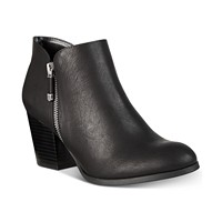 Deals on Style & Co Masrinaa Ankle Booties