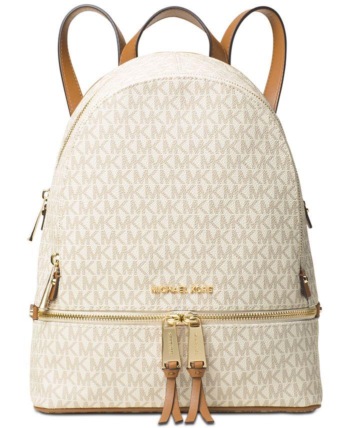 Michael Kors - Rhea Zip Medium Backpack