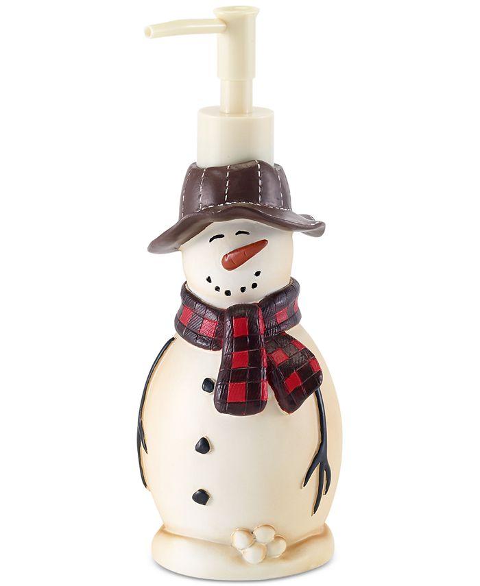 Avanti - Snowman Gathering Lotion Pump