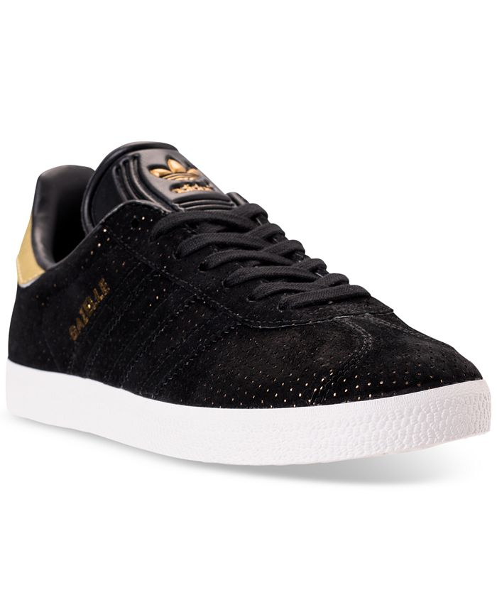 adidas Women's Gazelle Casual Sneakers from Finish Line & Reviews ...