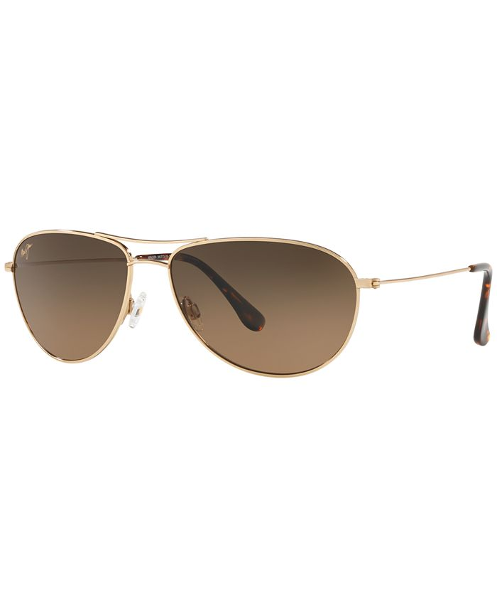 Maui Jim - SEA HOUSE Polarized Sunglasses, 772