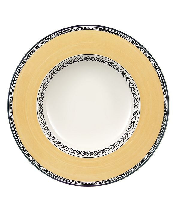 Villeroy & Boch Dinnerware, Audun Fleur Rim Soup Bowl