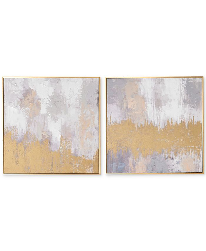 Graham & Brown - Laguna Mist Wall Art, Set of 2