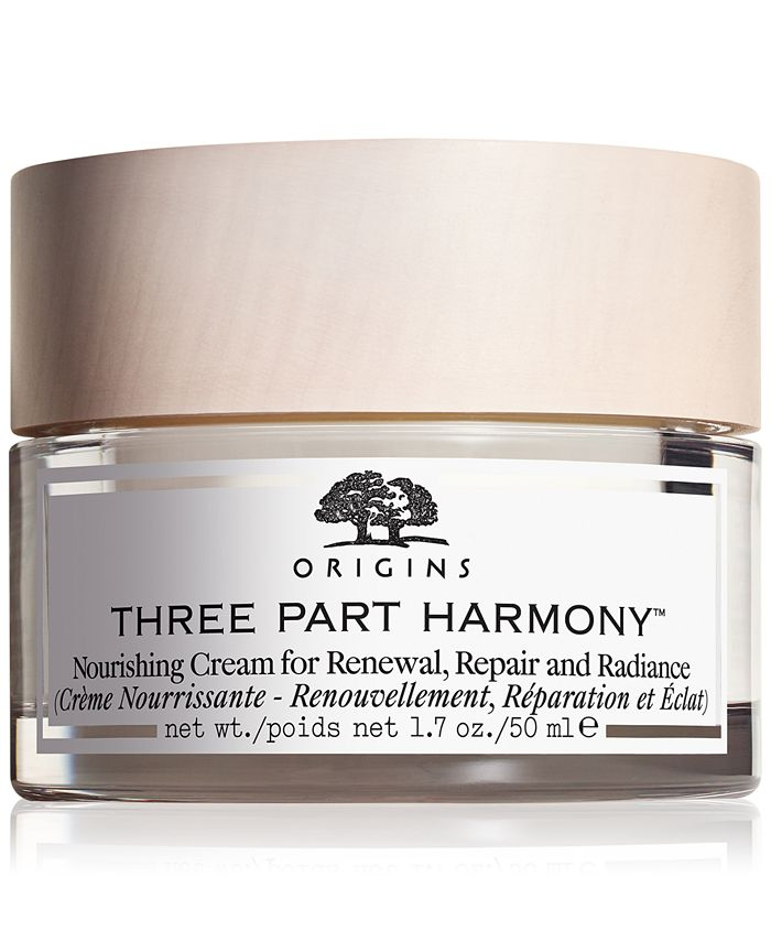 Origins - Three Part Harmony Nourishing Cream, 1.7 oz