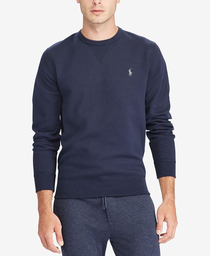 Polo Ralph Lauren - Men's Double-Knit Sweatshirt