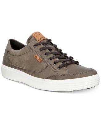 Ecco Men's Soft 7 Long Lace Sneaker