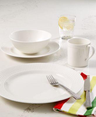 Dinnerware, Wickford Sugar with Lid
