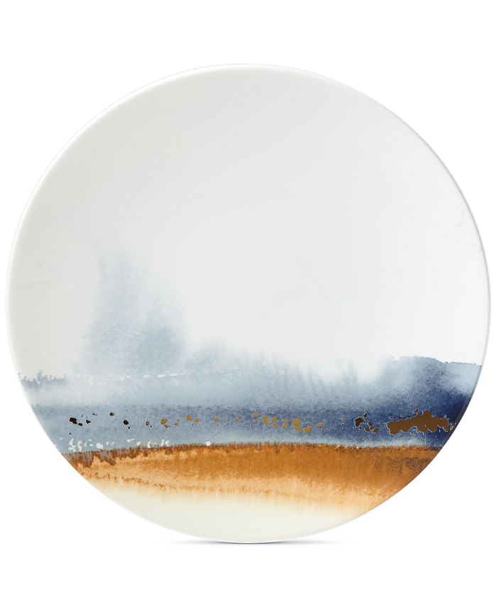 Lenox - Watercolor Horizons Accent/Salad Plate, Created for Macy's