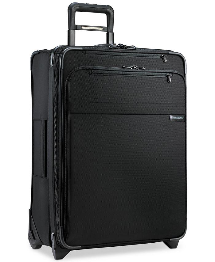 Briggs & Riley - Medium Expandable Wheeled Suitcase