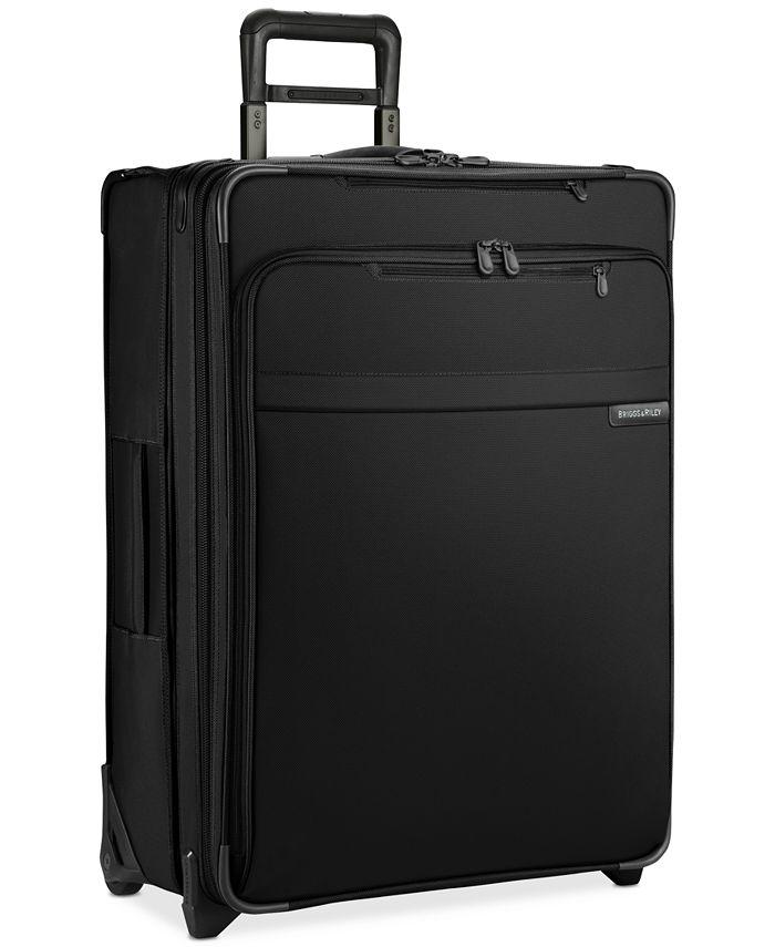 Briggs & Riley - Large Expandable Wheeled Suitcase