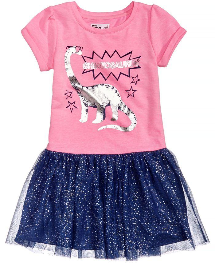 Epic Threads - Shinosaurus Tutu Dress, Little Girls (2-6X)