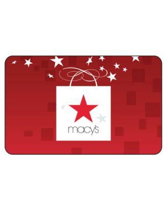 New White Star E Gift Card Gift Cards Macy s