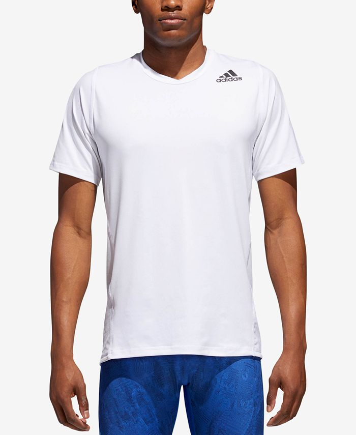 adidas - Men's AlphaSkin Fitted ClimaLite® T-Shirt
