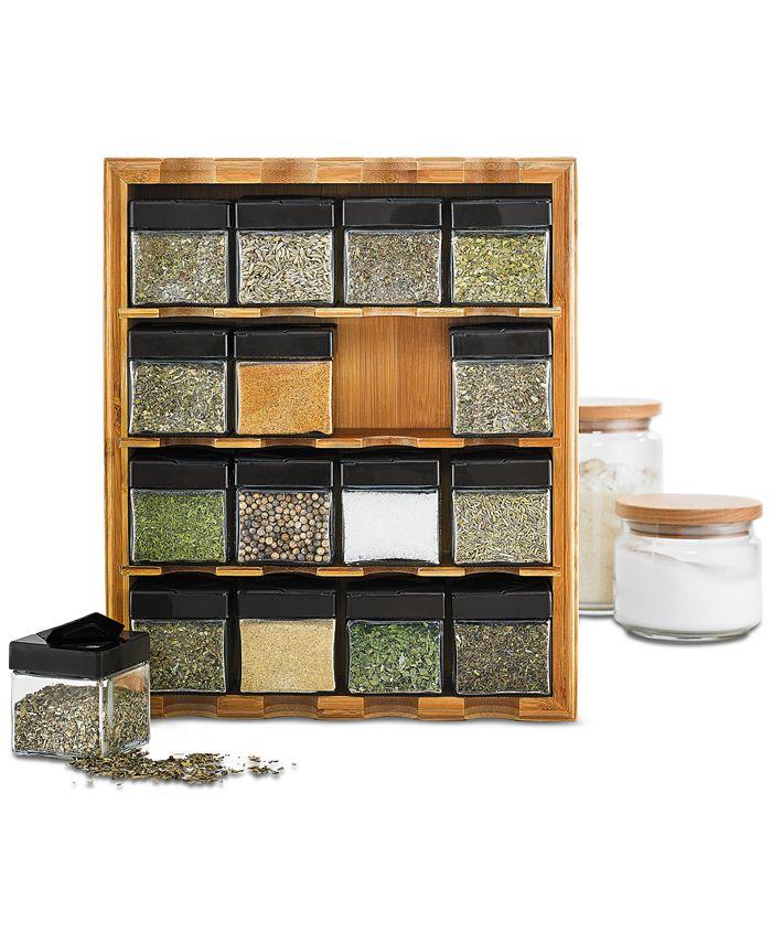 Martha Stewart Collection - Cube Spice Rack