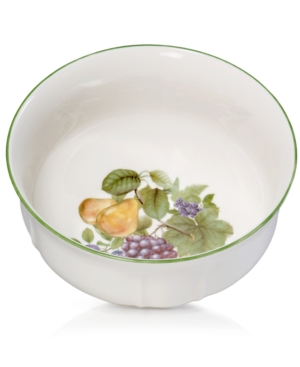 Mikasa Dinnerware, Antique Orchard Cereal Bowl