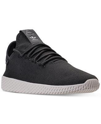Todo el tiempo aritmética pueblo  adidas Men's Originals Pharrell Williams Tennis HU Casual Sneakers from  Finish Line & Reviews - Finish Line Athletic Shoes - Men - Macy's