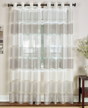 "Elrene Window Treatments, Continental 52"" x 84"" Panel Bedding"