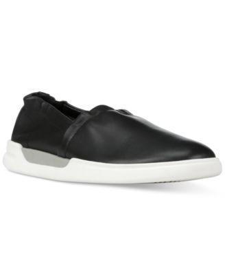 donald pliner slip on sneakers