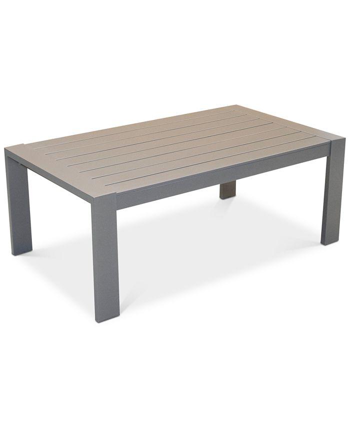 Furniture - Aruba Aluminum Coffee Table