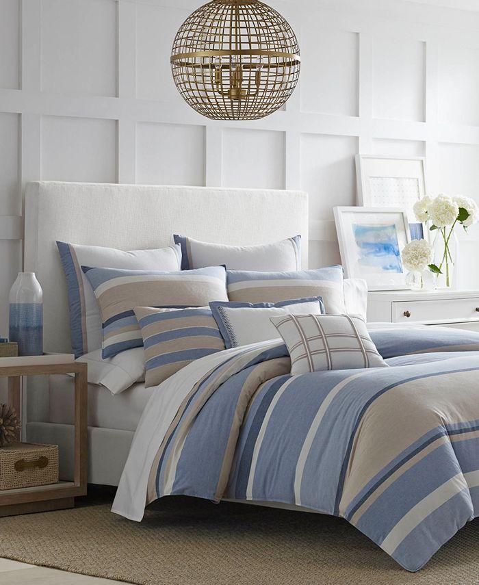 Nautica - Abbot 3-Pc. Full/Queen Comforter Set
