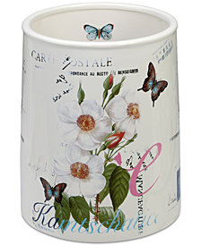 Creative Bath Botanical Wastebasket