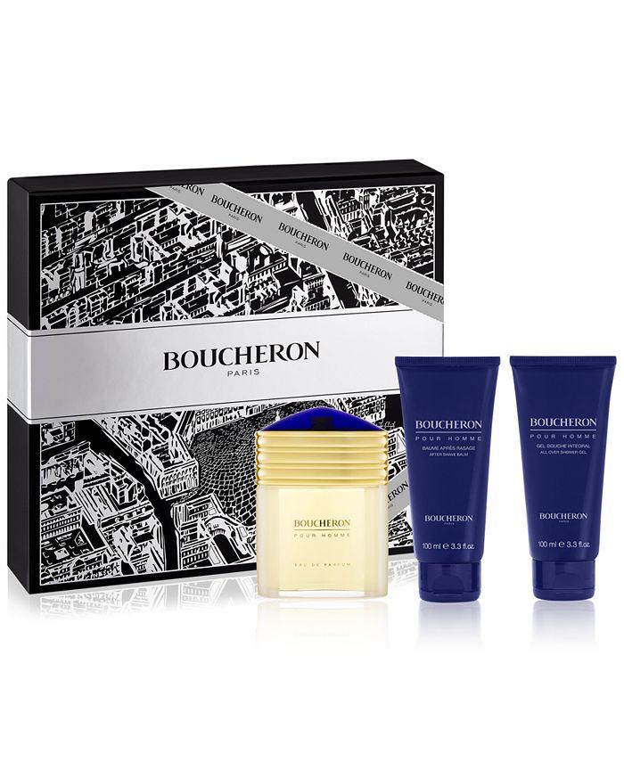 Boucheron - Men's 3-Pc. Boucheron Pour Homme Gift Set