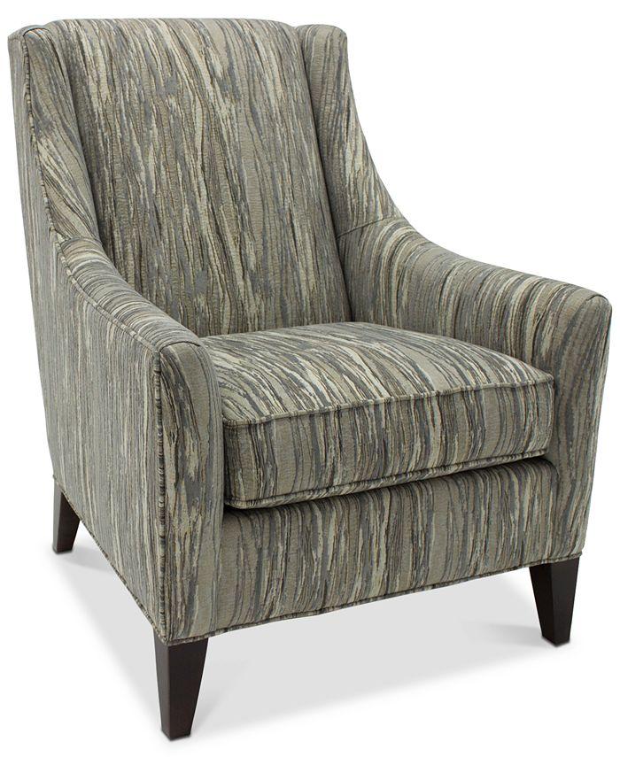 Furniture - Merloni Fabric Club Chair