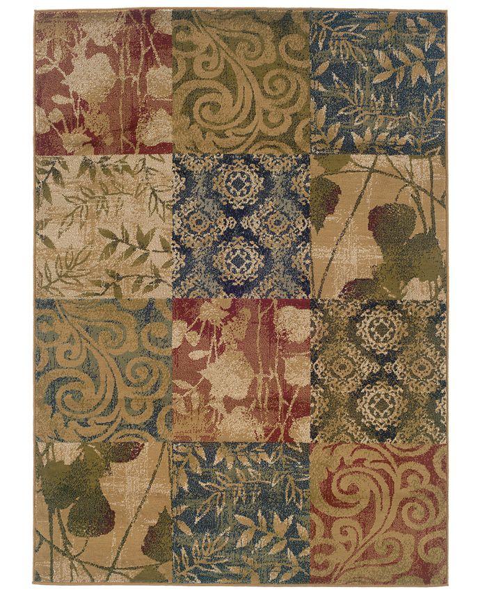 """Oriental Weavers - Area Rug, Yorkville 2422A 7'10"""" X 10'"""