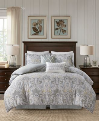 Hallie Full 6-Pc. Comforter Set