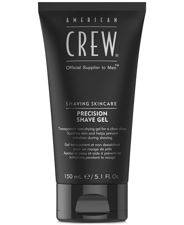 American Crew - Precision Shave Gel, 5.1-oz.