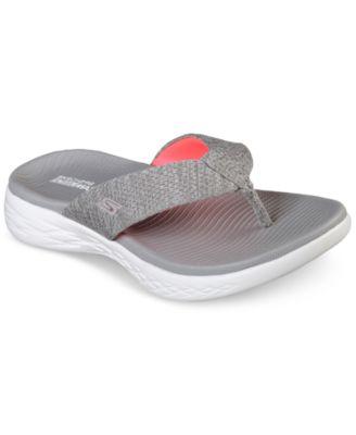 Preferred Athletic Thong Flip Flop