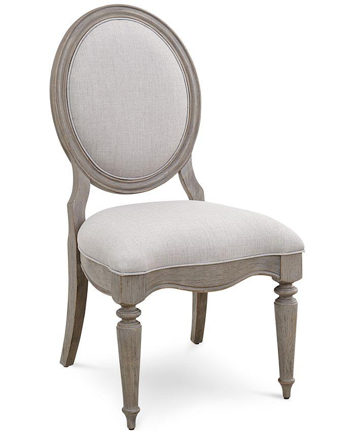 Furniture - Elina Upholstered Side Chair