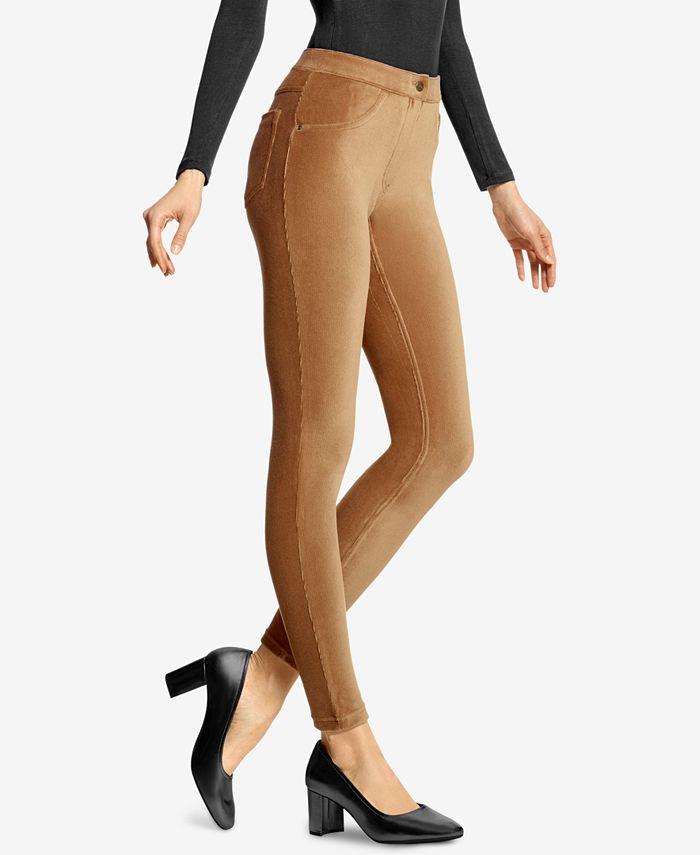 Hue - Women's Corduroy Leggings