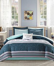 Intelligent Design Gemma 7-Pc. Twin Comforter Set