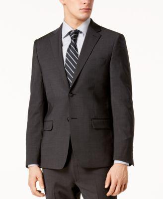 Men's Skinny-Fit Infinite Stretch Suit Jacket