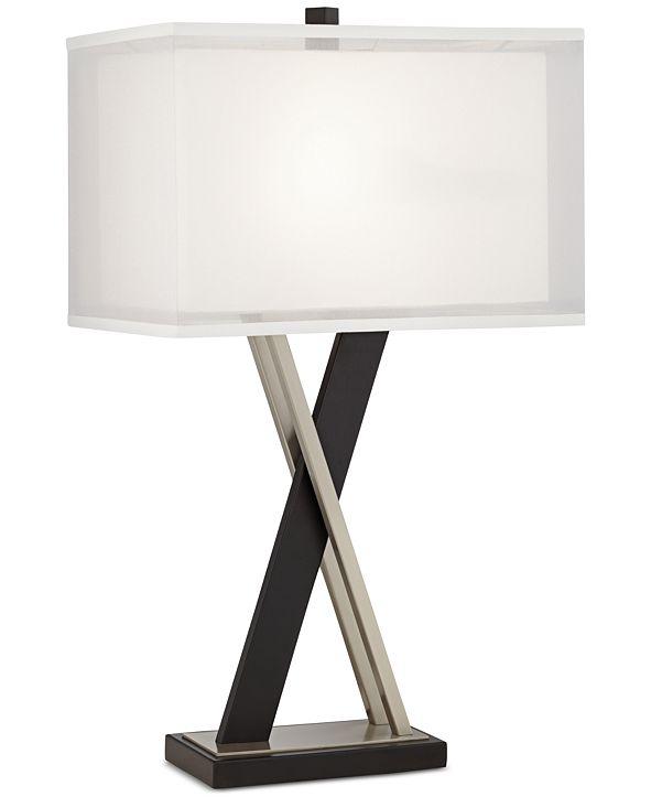 Kathy Ireland Pacific Coast Xavier Table Lamp