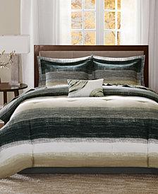 Madison Park Essentials Saben 9-Pc. Full Comforter Set