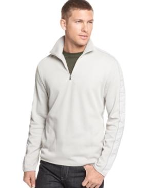 Hugo Boss BLACK Sweater, Quarter Zip Sondrio Pullover