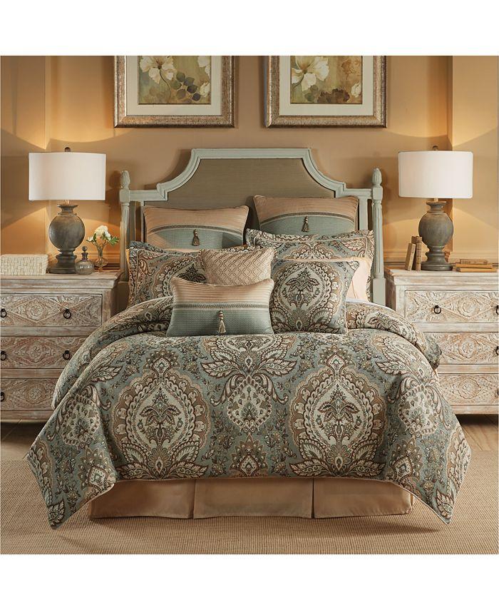 Croscill - Rea 4-Pc. King Comforter Set