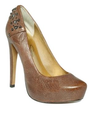 Jessica Simpson Shoes, Faran Platform Pumps Women's Shoes