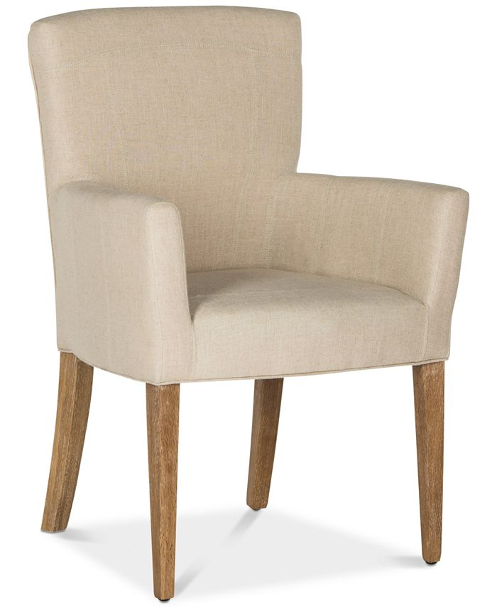 Safavieh - Hamlen Accent Chair, Quick Ship