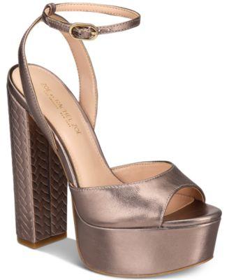 Rachel Zoe Claire Platform Sandals