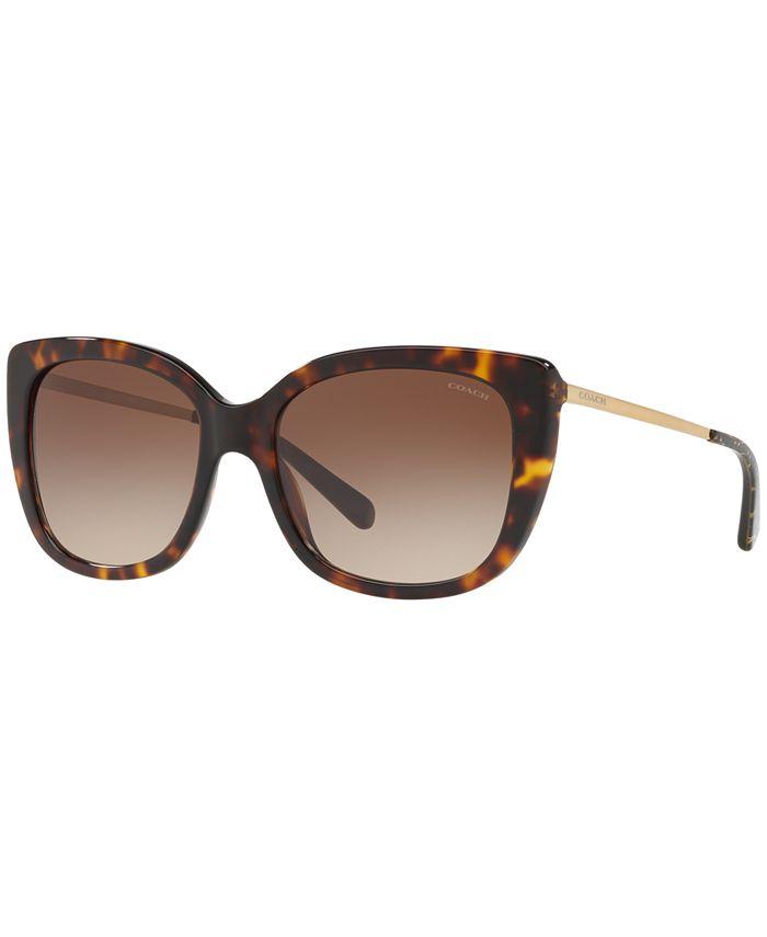 COACH - Sunglasses, HC8246 55 L1040