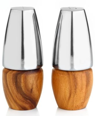 Dansk Serveware, Jannik Salt and Pepper Shakers