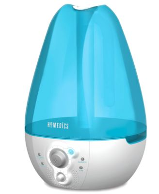 Homedics HUM-PED1 Baby and Kid's Humidifier, Cool Mist Ultrasonic