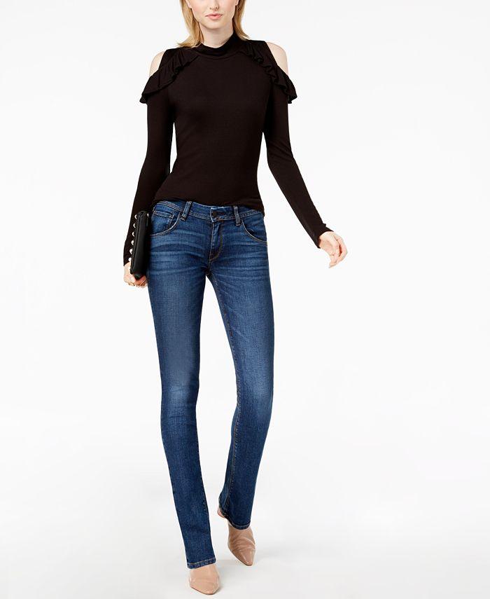 Hudson Jeans - Slim Bootcut Jeans