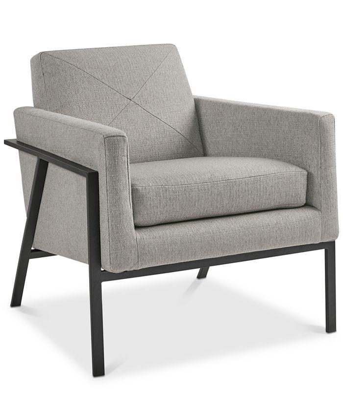 Furniture - Brayden Accent Chair, Quick Ship